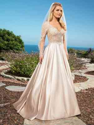 Vestidos de Novia Casablanca Bridal