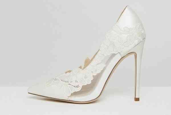Zapatos Asos Bridal