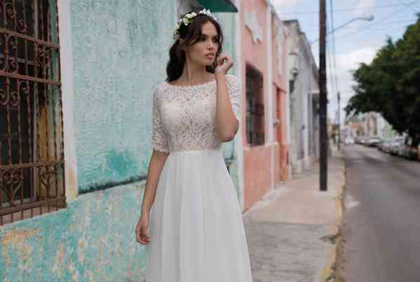 Vestidos de Novia Boheme from Mikonos By The Sposa Group Italia